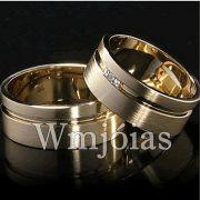Alianças de casamento WM2861