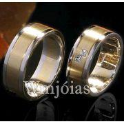 Alianças de casamento WM2870