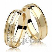 Alianças de casamento WM2874