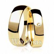 Alianças de casamento WM2875