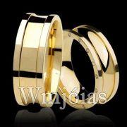 Alianças de casamento WM2877