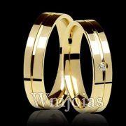 Alianças de casamento WM2880