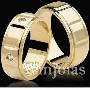 Alianças de casamento WM2881