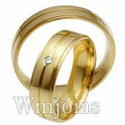 Alianças de casamento WM2887