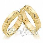 Alianças de casamento WM2890