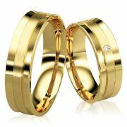 Alianças de casamento WM2929