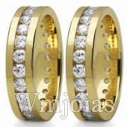 Alianças de casamento WM2932
