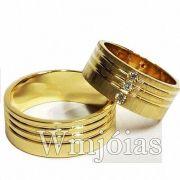 Alianças de casamento WM2973