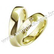 Alianças de noivado e casamento WM1369