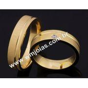 Alianças de noivado e casamento WM2044