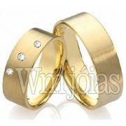 Alianças de noivado e casamento WM2198
