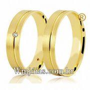 Aliancas de noivado e casamento WM2662