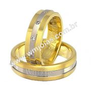 Alianças em ouro 18k WM2262