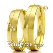Aliancas em ouro WM2332