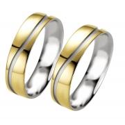 Alianças LGBT Noivado e Casamento WM10306
