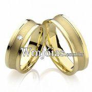 Alianças noivado Bauru WM2222