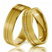 Alianças para casamento Preço