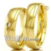 Alianças para casamento WM2319