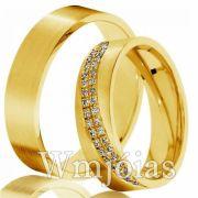 Alianças para casamento WM2984