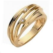 Aneis  e aliancas de ouro WM944