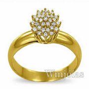 Anel de noivado WM3040