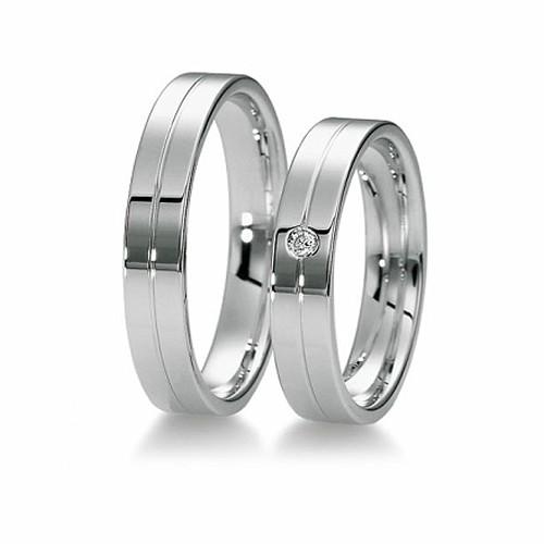Alianca de casamento e noivado 18k WM1989