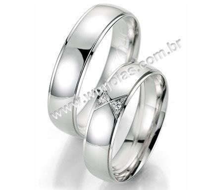 b3027b7720a99 Alianca de casamento e noivado WM2015 - Comprar Aliança de Casamento    Alianças de Casamento -
