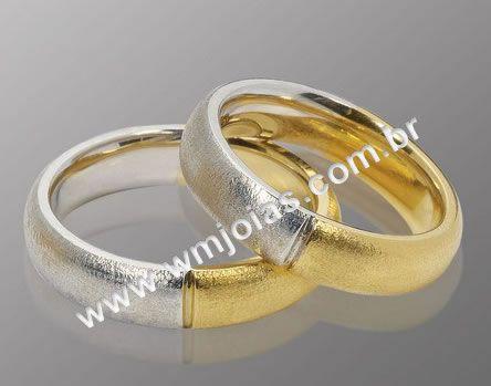 Aliança de casamento e noivado WM2102