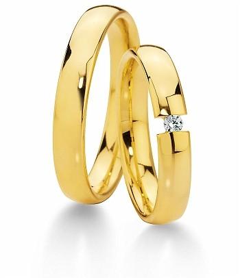 Alianca de noivado e casamento WM2020