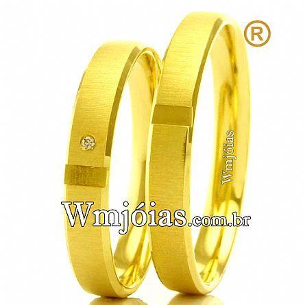 Alianca ouro WM2425