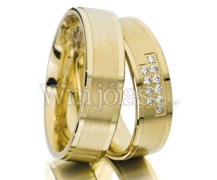 Alianças casamento Atibaia WM2246