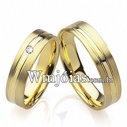 Alianças casamento Boituva WM2225