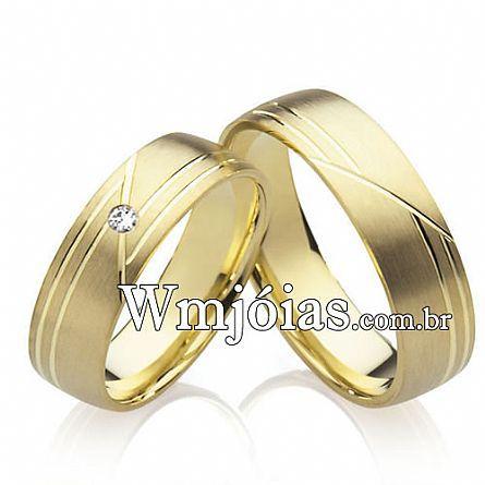 Alianças casamento Guaira WM2221