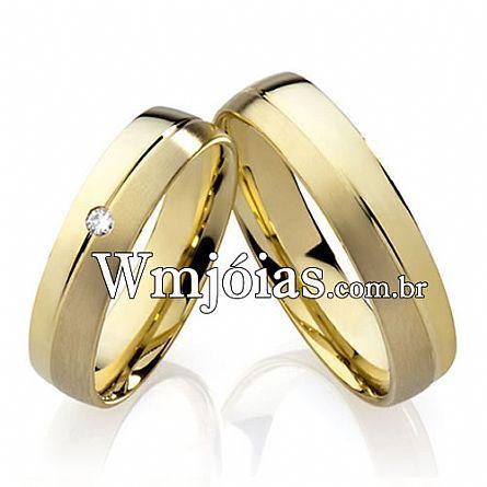Alianças casamento Hortolandia WM2230