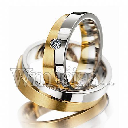 Alianças de casamento Bragança paulista WM2282