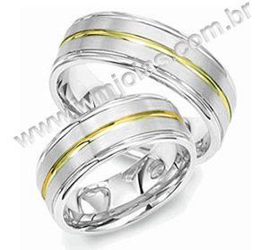 Alianças de casamento Guarulhos WM1321