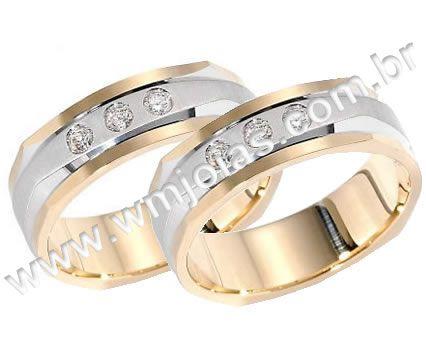 Aliancas de casamento Recife WM1313