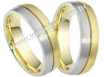 Alianças de casamento WM1342