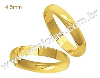 Alianças de casamento WM1870