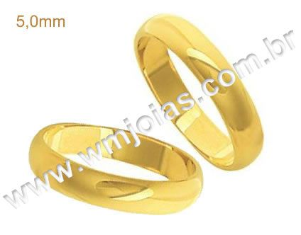 Alianças de casamento WM1871