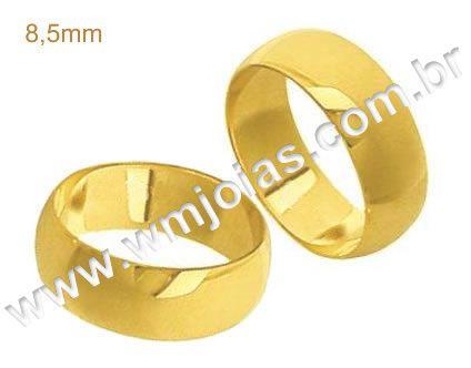 Alianças de casamento WM1878