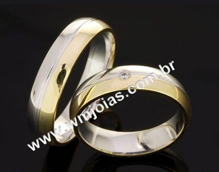 Alianças de Casamento WM2070