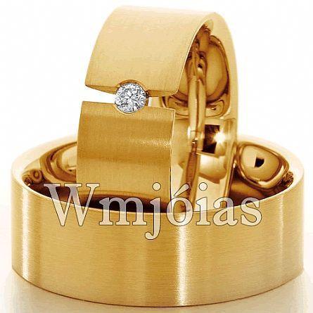 Alianças de casamento WM2825