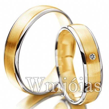 Alianças de casamento WM2826