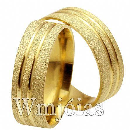 Alianças de casamento WM2885