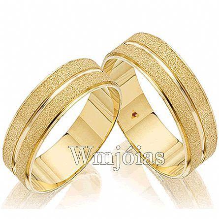 Alianças de casamento WM2889