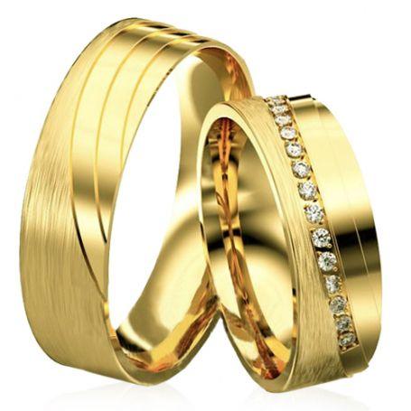 Alianças de casamento WM2928