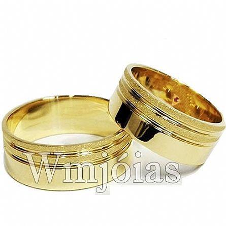 Alianças de casamento WM2971