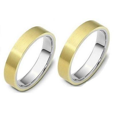 Alianças de noivado e casamento WM1343