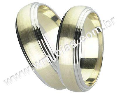Alianças de noivado e casamento WM1522